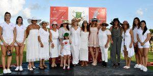 el tradicional concurso de sombreros