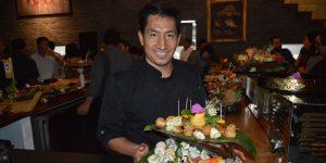 Martin San, chef ejecutivo de Hiromi