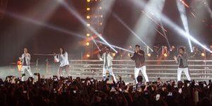 Backstreet Boys en concierto