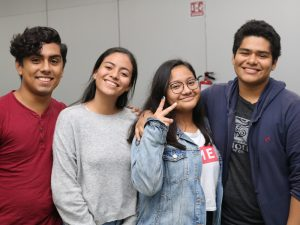 Jóvenes en Gente Nueva 2019