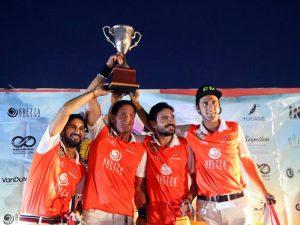 El equipo Brezza se coronó como campeón de esta justa deportiva.