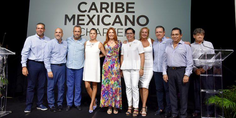 Toma protesta MPI capítulo Caribe Mexicano