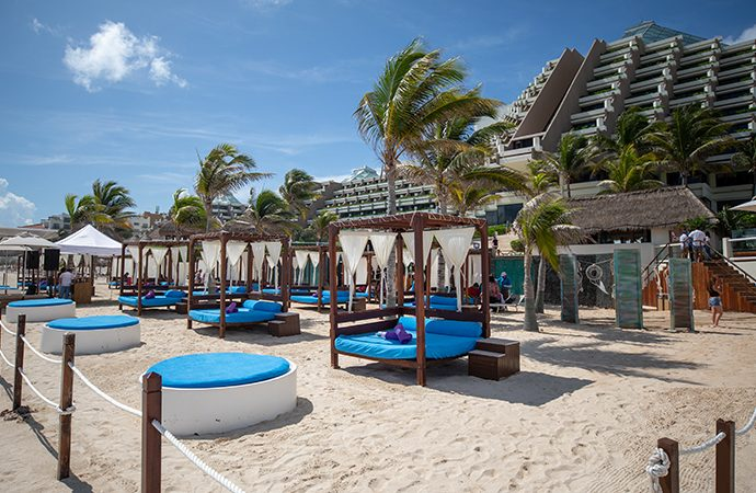 Coco's Beach Club el nuevo concepto de club de playa familiar