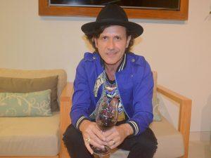 Coti Sorokin también habló sobre su incursión como creador de vinos