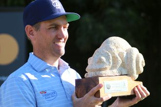 Brendon Todd se convierte en el campeón del Mayakoba Golf Classic