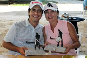 Torneo de golf Imagen presentando por Chevrolet y Boutique Palacio.