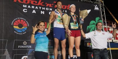 Maratón Internacional de Cancún Rock'n' Roll