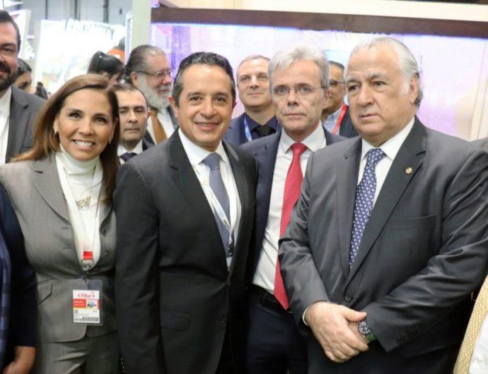 Caribe Mexicano participa en Fitur