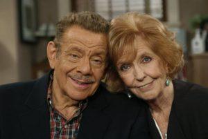 Jerry Stiller trabajó mucho años con su esposa Anne Meara